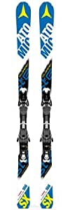 Pack ski Atomic Bluester SX SMT + Atomic XTO 12 k Yellow Black B90 - 158
