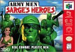 Army men sarges heroes - Nintendo 64 - PAL