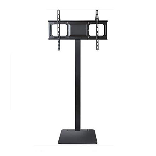 Nan liang supporto tv portatile mobile tv stand con ruote adatto a monitor da 23 a 70 pollici perfetti per centri commerciali di spedizione, ufficio o altra camera spaziosa, nero mensola