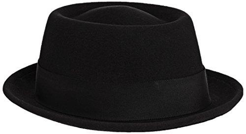 bailey-darron-cappello-pork-pie-uomo-nero-x-large