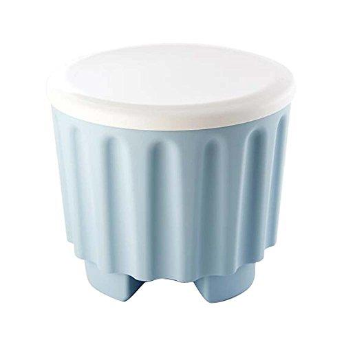 Multifunktionale Lagerung Stuhl Ändern Schuh Hocker Kinder Spielzeug Aufbewahrungsbox-D3