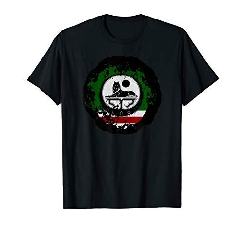 chechen wolf T-Shirt ()