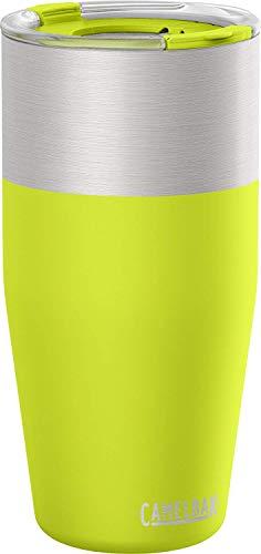 Termo aislado al vacío KickBak de Camelbak, color verde lima, tamaño 590 ml