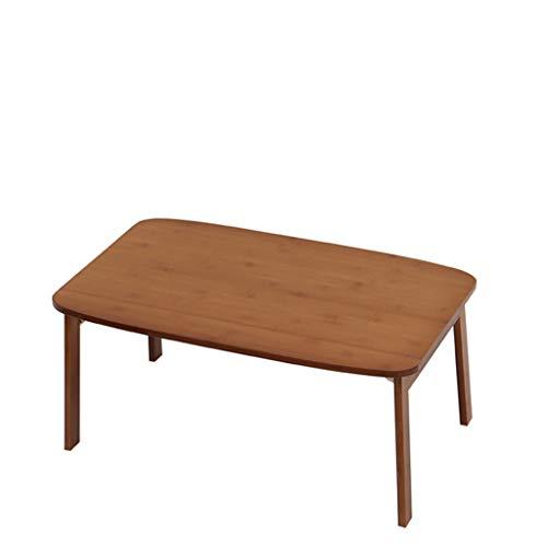 GLJ Lazy Falttisch-Studentenschlafsaal-Studientisch des Laptop-Schreibtischbetttabelle-Klapptisches Klapptisch (Color : A, Size : 42X70X31CM) -