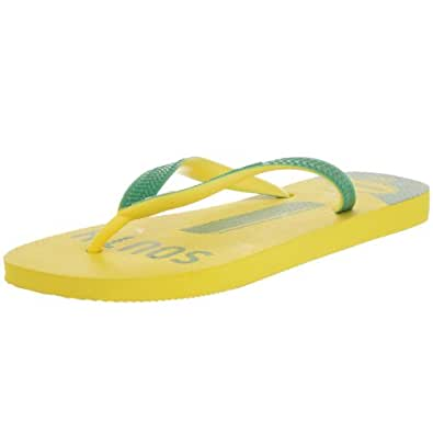Havaianas Teams World Cup Limited Edition South Africa; Size: 43/44; Color: South Africa flag