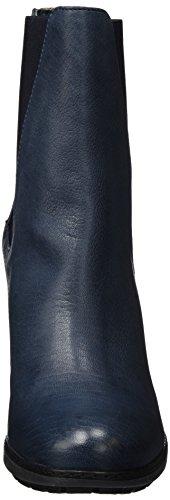 Fred De La Bretonnière Fred  9cm Absatz, Bottes courtes femme Bleu - Bleu