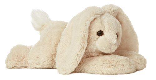 aurora-world-cotton-candy-bunny-12-plush-beige-by-aurora-world-inc