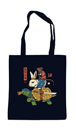 Certified Freak Samurai Ninja Bag Black