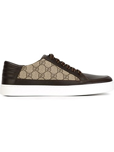 gucci-homme-411858a9ln02167-marron-cuir-baskets