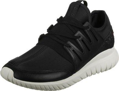 adidas Tubular Radial CNY, Chaussures de Running Homme noir blanc