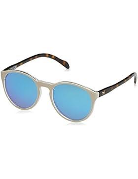 Wolfnoir Hathi Income Blue, Gafas de Sol Unisex, Blanco / Azul, 45
