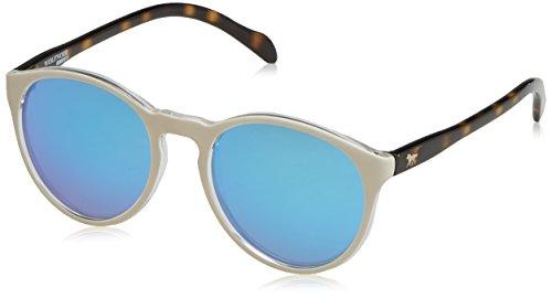 55741186fd Wolfnoir Hathi Income Blue, Gafas de sol Unisex, Blanco/Azul 45