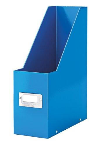 Leitz, Stehsammler, Blau, A4, Click & Store, 60470036