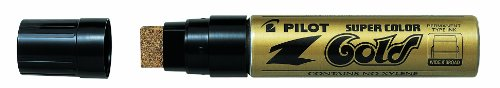 pilot-super-color-jumbo-wide-broad-gold-permanent-marker-pen