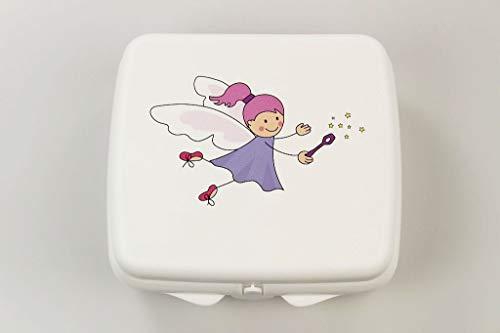TUPPERWARE To Go Sandwich-Box weiß Fee Pausenbox Brotbox Schule