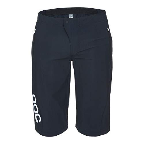 POC Herren Essential Enduro Shorts, Uranium Black, LRG -