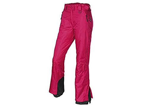 Damen Skihose Snowboardhose Schneehose Pink-2