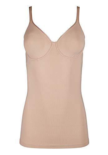 ch BH Hemd Unterhemd, Beige (Nude 0719), 44 (Herstellergröße: 90B) ()