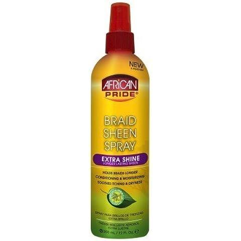 Ap Braid Sheen Spray Extra Shine 12oz