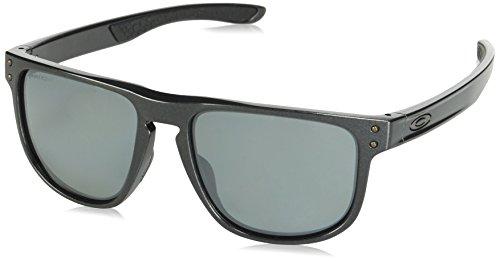 Oakley Herren Holbrook R Sonnenbrille,937708,black polarized, 55
