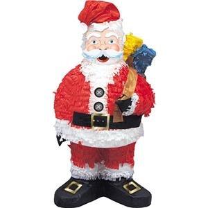 Santa Piñata - 51cm hoch (Machen Sie Ihre Eigenen Kostüm Kit)
