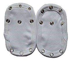 Dtailz Baby Vest/Body Extender Longitud ajustable X 2 (Pack de Variedad, 2...