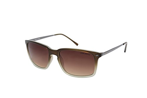 Park Avenue UV Protected Square Unisex Sunglasses - (7056-C1)  available at amazon for Rs.2950