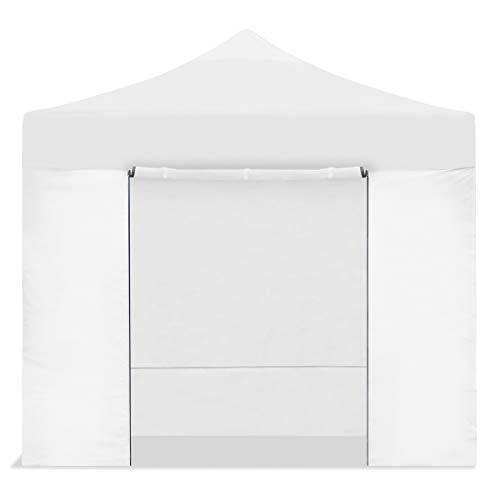 Greencut CARPLE-3X3 Pavillon, faltbar, wasserdicht, 3 x 3 m, Weiß