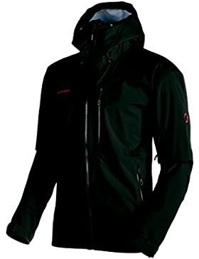 Mammut Kento hooded - impermeable - black