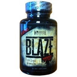 Warrior Blaze Reborn Fat Burners - 90 Caps by Warrior