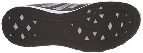 adidas Duramo Trainer Herren Hallenschuhe Grau (Dark Grey/Silver Met./Core Black)