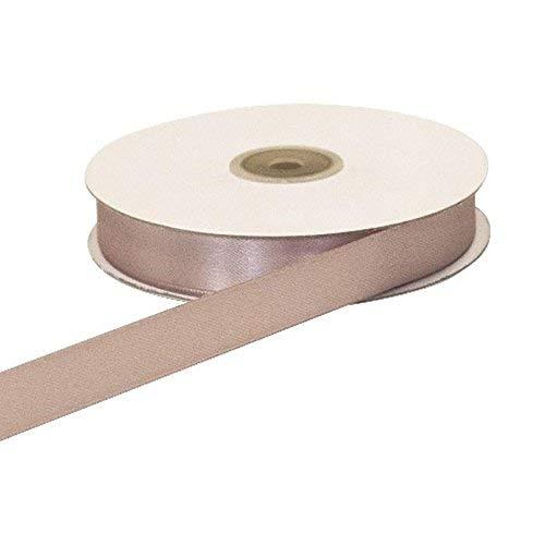 Ruban Tissu Double Satin 40Mm X 50Mt Poudre Cod.37
