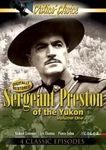 Sergeant Preston of the Yukon - Volume 1 [DVD]
