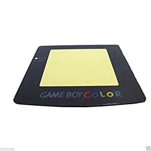 GAMEBOY COLOR Plastikglas transparent Bildschirm
