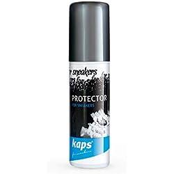 Sneakers Kaps- Spray Impermeabilizante y de Protección contra la Suciedad para Zapatillas de Deporte y Calzado Informal, 100 ml