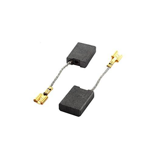 2 Stück 15 x 5 x 22 mm Kohlebürste für Bosch GBH11E Abbruchhammer