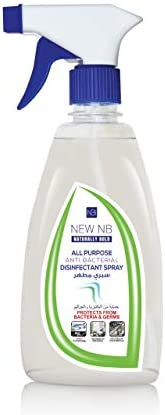 New NB Naturally Bold Disinfectant Spray 500ml