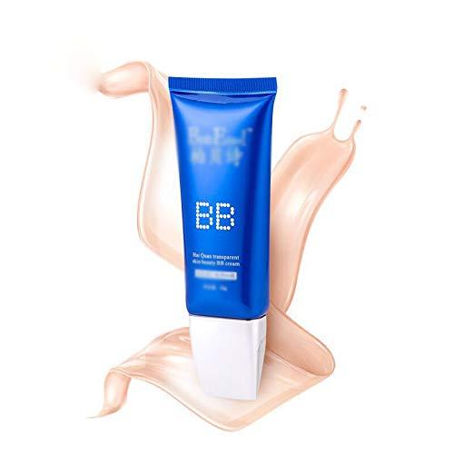 M&M Hydra BB Cream Concealer Feuchtigkeitscreme Feuchtigkeitsspendende Reparatur Foundation Liquid Cream Cosmetics,natürliche Farb,Einheitsgröße - Reparatur Bb Creme