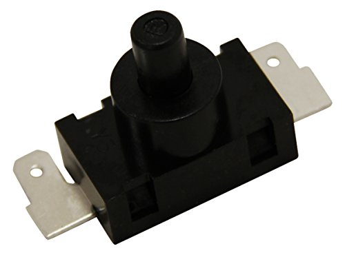 Hoover Staubsauger On/Off Schalter. Original teileummer 49009658 (Schalter Hoover)