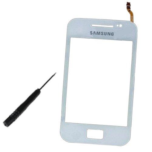 LCD-Display für Samsung Galaxy ACE S5830 GT-S5830, einschließlich Werkzeuge zum Auseinanderbau des Telefons und Link zur Videoanleitung zum Auseinanderbau - Alles zum Austausch des fehlerhaften/beschädigten/zerbrochenen Displays **Funktioniert nicht mit dem S5830i oder S5839i, nur mit dem S5830**