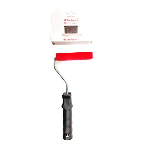 Asian Paints Red Velvet Roller 4 Inch - Wall Paint Brush  available at amazon for Rs.150