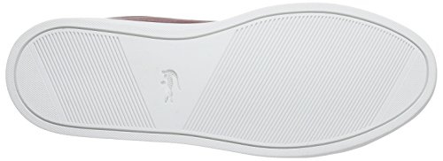 Lacoste L.12.12 116 1 Cam Wht, Baskets Basses Homme Rouge (DARKRED 112)