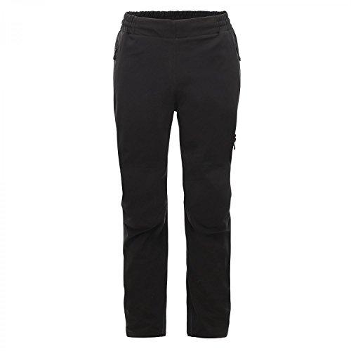 VAUDE Drop II pantalon imperm/éable femme surpantalon de pluie l/éger et compact pantalon de pluie coupe-vent et thermo-respirant