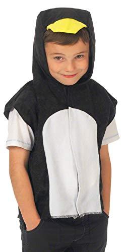 Childrens Boys Girls Winter Penguin Bird Animal Christmas Festive Nativity Fancy Dress Costume Outfit 3-9 Years
