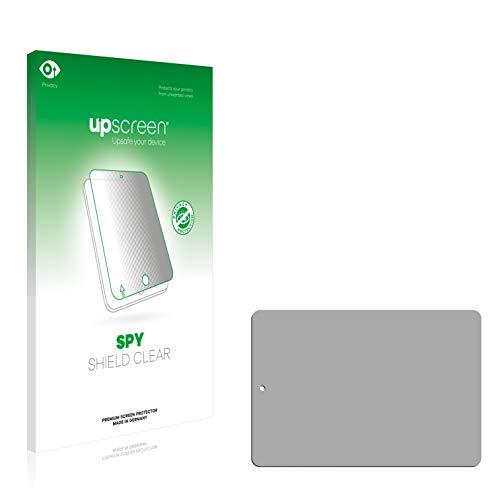 upscreen Anti-Spy Blickschutzfolie kompatibel mit Blaupunkt Endeavour 785 Privacy Screen Sichtschutz Bildschirmschutz-Folie