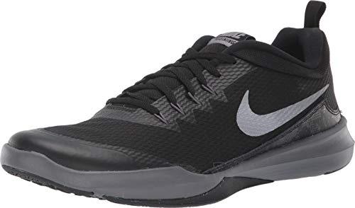 Nike Herren Legend Trainer Fitnessschuhe, Mehrfarbig (Black/MTLC Cool Dark Grey 003), 42.5 EU