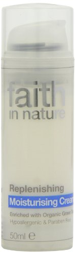 Faith In Nature Replenishing Moisturising Cream Hypoallergenic 50ml 1