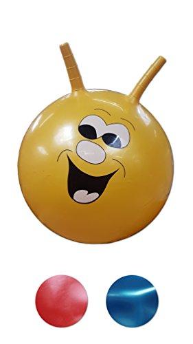 KSS Kinder-Hüpfball in verschiedene Farben 46 cm Durchmesser Springball