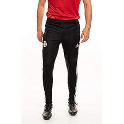 Pantalon Largo entrenamiento del Real Valladolid C.F. Temporada 2019/20, Hombre, Negro, L