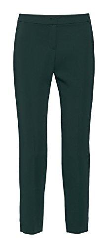 Pennyblack Latte, Pantaloni Donna, Verde Scuro, 42